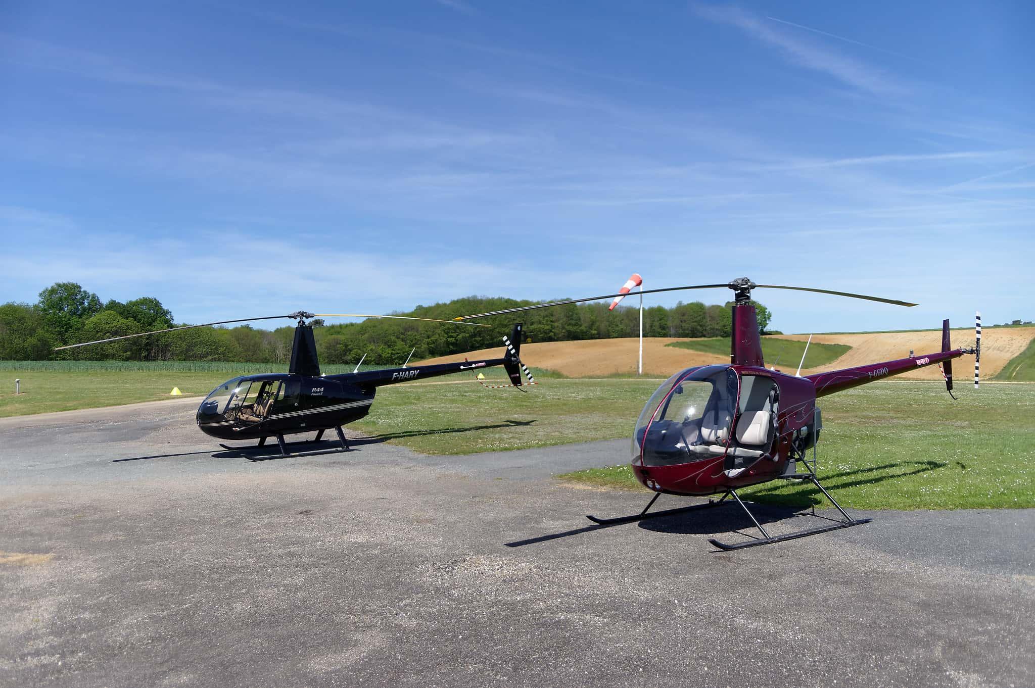 Nos Hélicoptères